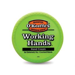 O'Keeffe's Working Hands Lip Foot Cracked Split Skin Repair Moisturising Cream
